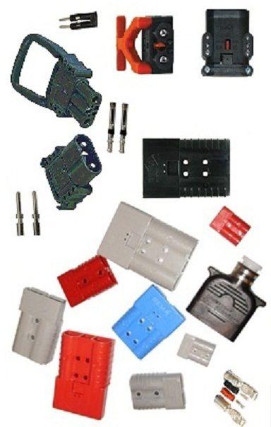 Штепсельные  разъемы  для электротехники.
