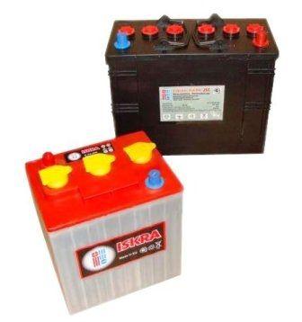 Тяговые аккумуляторы ISKRA